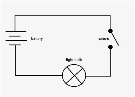 simple schematic diagram wiring diagram with description