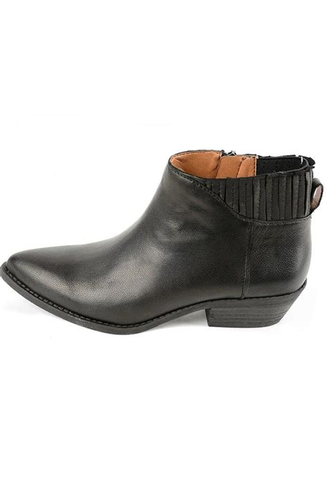 lucky brand jemm ankle boot from toronto by heel boy