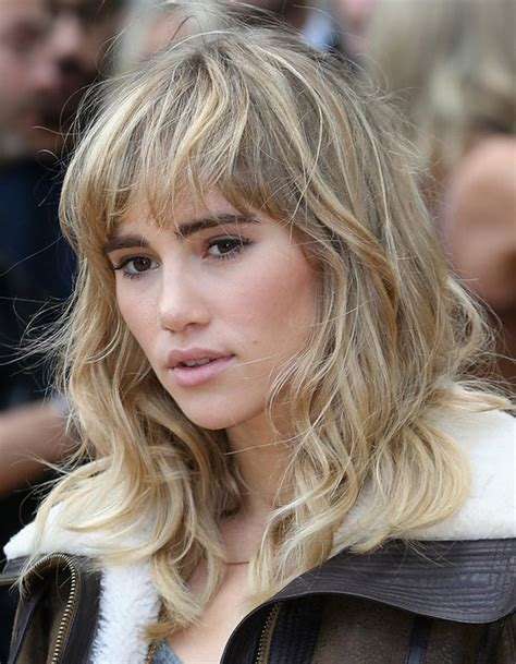 medium hairstyles   celebrity haircut trends