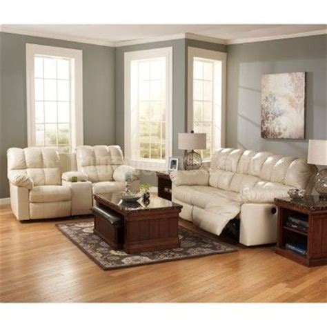 ashley furniture living room sets prices kennard cream living room set w power part list price