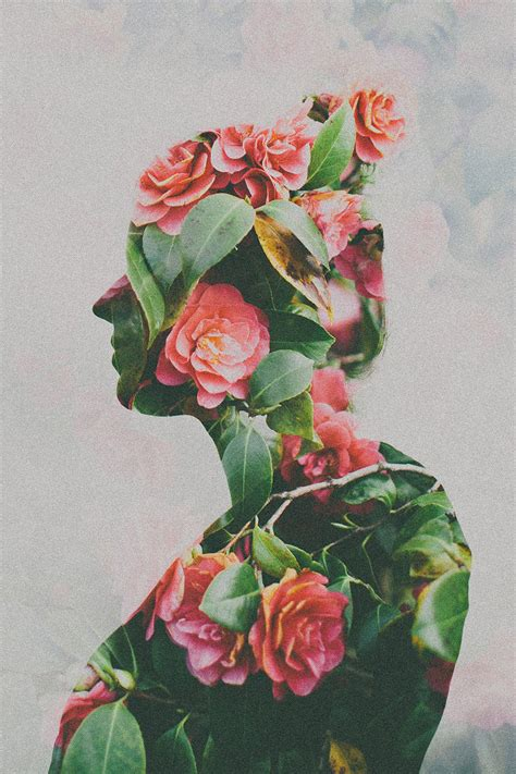 double exposure with flower tutorial canon 5d mark iii double exposure tutorial sara k byrne