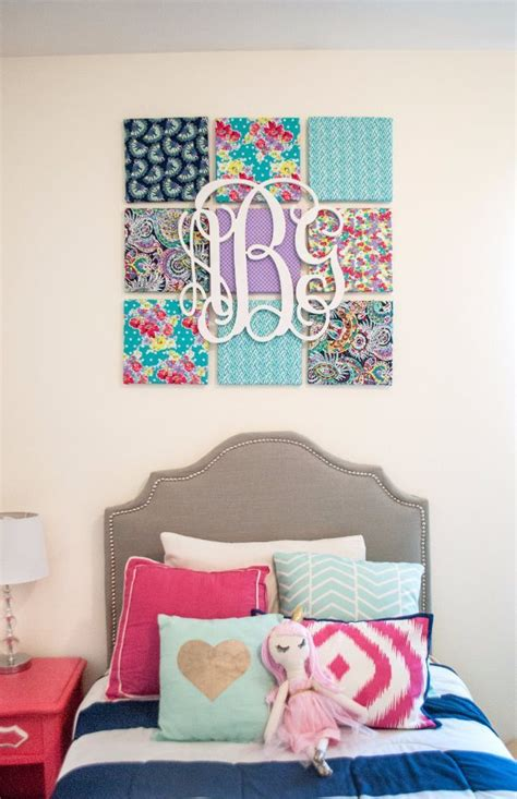 girls bedroom wall decor 25 best ideas about diy teen room decor on pinterest