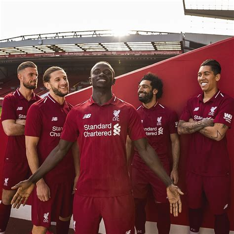 19 new how do you liverpool 18 19 new balance home kit 18 19 kits
