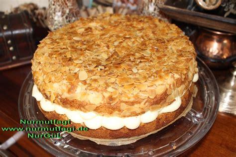 bademli alman pastas tatllar oktay usta yemek tarifleri oktay usta bademli alman pastası