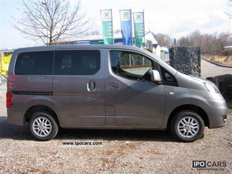 2011 nissan nv 200 110 7 seater 16v evalia car photo and