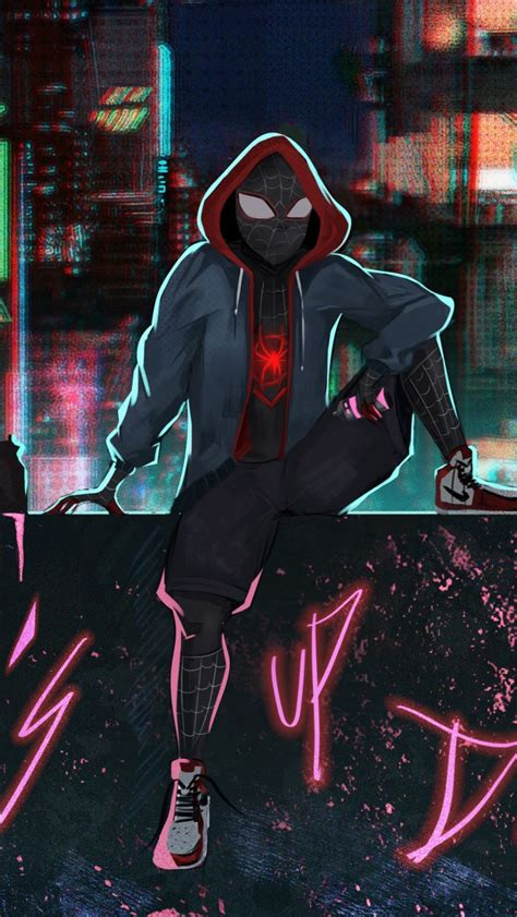 miles morales spider man  wallpapers hd wallpapers id