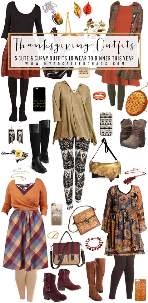Thanksgiving Wardrobe by Thanksgiving 5 Curvy To Wear To Dinner