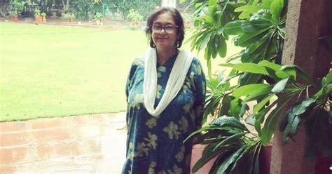 Namita Tunik Rb T2909 1 assam writer namita gokhale gets the centenary national award for literature