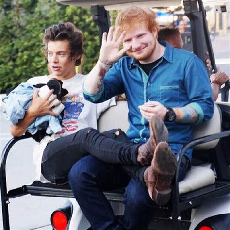 tattoo ed sheeran gave harry styles harry styles and ed sheeran brotherhood pinterest 5sos