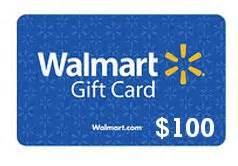 100 walmart gift card giveaway acadiana s thrifty mom - Walmart 100 Dollar Gift Card