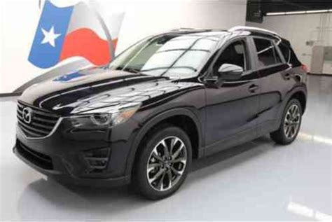 Grand Touring Sport mazda cx 5 grand touring sport utility 4 door 2016 htd