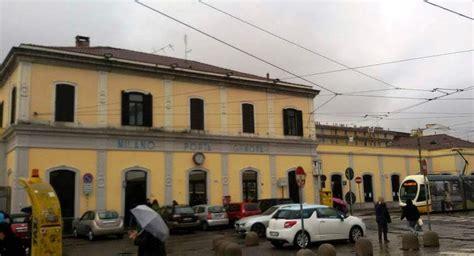 metro porta genova la stazione di san cristoforo e di porta genova