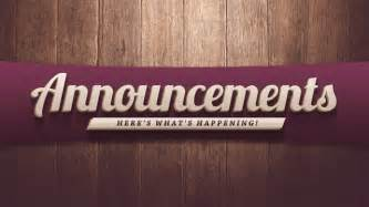 vista church announcements on vimeo