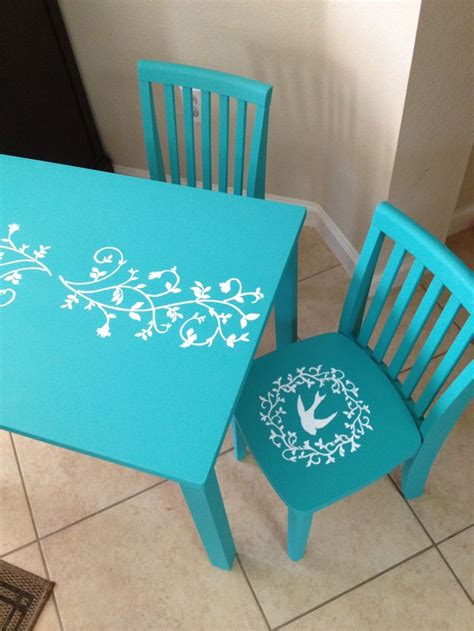 diy kids table and chairs diy chalk paint kids table and chairs furniture