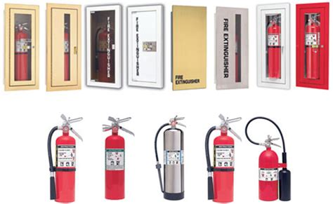Nystrom Extinguisher Cabinets by Aecinfo News Safety Products From Nystrom