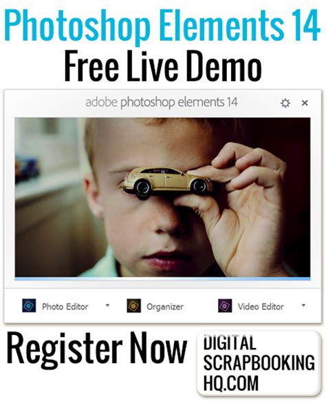 tutorial photoshop elements 14 little known features in photoshop elements 14