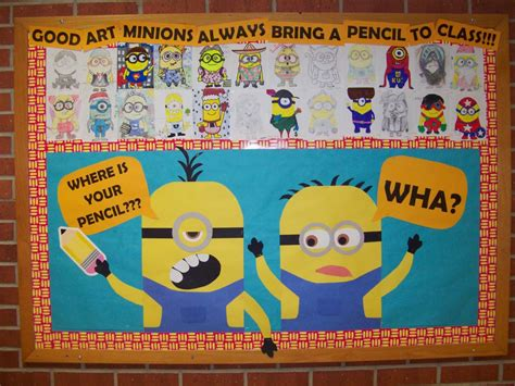 How To Decorate Home For Halloween by 8 Minion Classroom Ideas You Ll Want To Try This Year