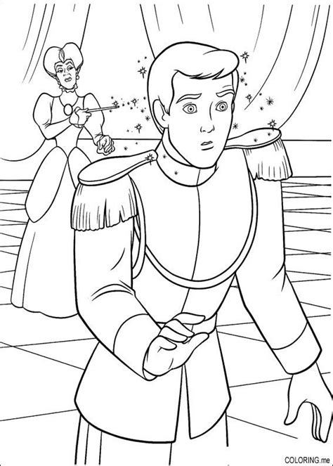 Prince Charming Coloring Pages Bestofcoloring Com Prince Coloring Pages