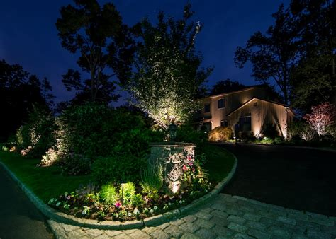 Ny Landscape Lighting Landscape Lighting Westchester Ny Iron