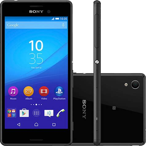 Hp Sony M4 Aqua Dual Terbaru smartphone sony xperia m4 aqua dual desbloqueado android 5 0 tela 5 quot mem 243 ria interna 16gb c 226 mera