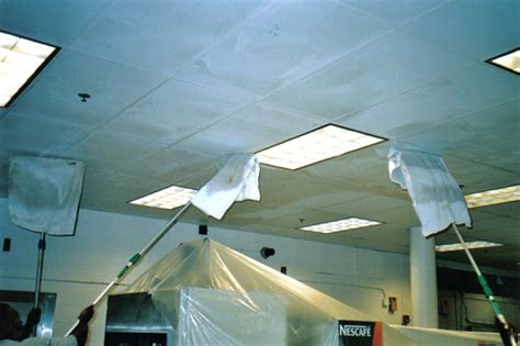 ceiling cleaning pictures
