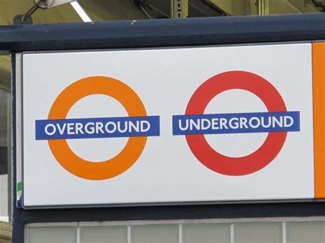 overground underground  mike quinn geograph britain