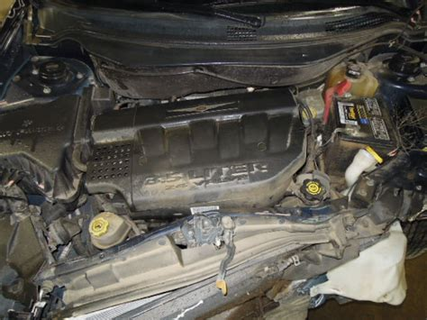 Chrysler Location by 2007 Chrysler Pacifica Starter Location