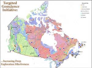 canada resources map resource map of canada