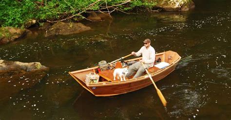 people fly out of boat wooden fly fishing boat imgae fish 2018