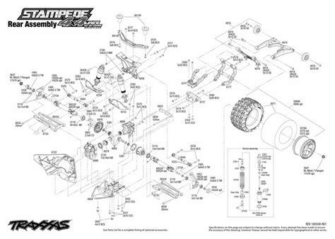 traxxas rustler parts diagram best 20 traxxas stede vxl ideas on intended