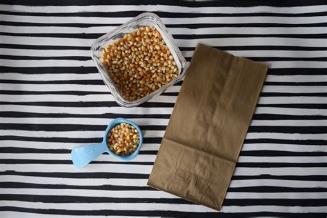 Popcorn In A Paper Bag - parent hack make popcorn in a paper bag raising edmonton