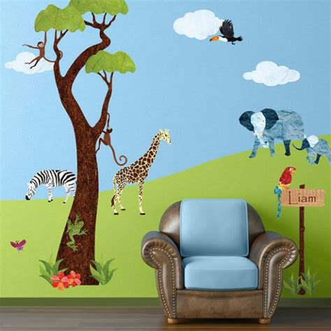 themed wall murals 15 inspiring wall murals for room ultimate home ideas