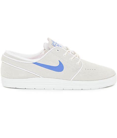 Nike Original Stefan Janoski Royal Blue Idr 1 099 000 nike sb lunar stefan janoski summit white royal blue skate shoes zumiez