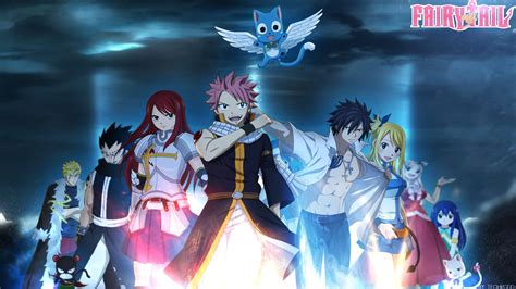 wallpaper anime hd fairy tail fairy tail wallpapers