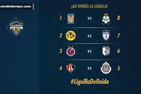 Calendario Liguilla Mx 2015 Liguilla Tabla 2016 Calendar Template 2016
