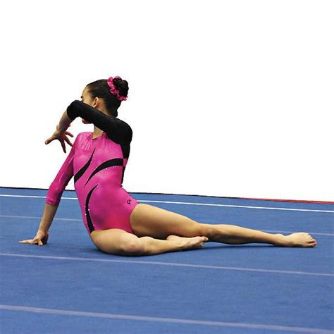 8 Inch Gymnastics Mat by Thick Single Roll Carpeted Foam Floor System 1 3 8 Inch