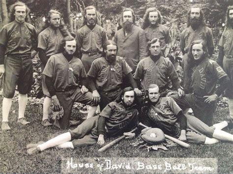 house of david baseball cette 233 quipe de baseball juive du d 233 but du xxe si 232 cle avait une certaine id 233 e du style