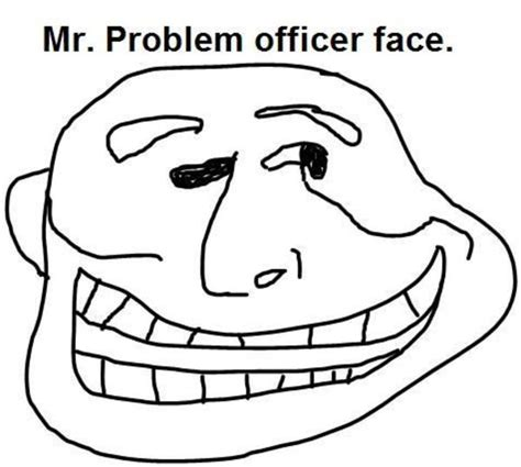 Troll Face Know Your Meme - image 55995 trollface coolface problem know