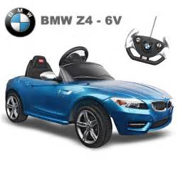 Childrens Electric Cars Bmw Licensed 6v Bmw Z4 Ride On Car With Remote Controls 163 199