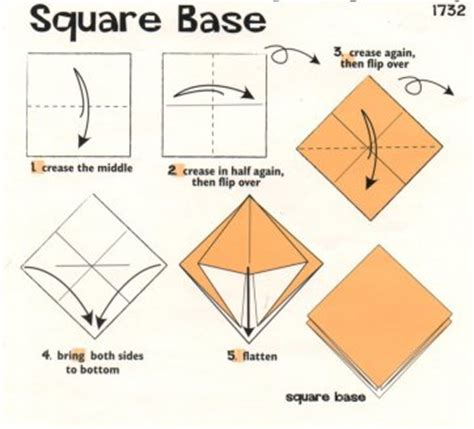 Origami Square Base - origami square base 28 images how to make a square