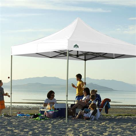 canopy amazon amazon com caravan canopy 10 x 10 foot straight leg