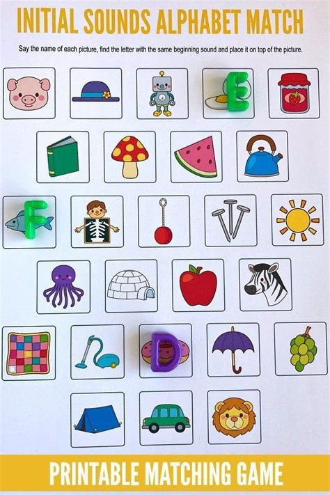 printable alphabet matching game 895 best images about printables on pinterest