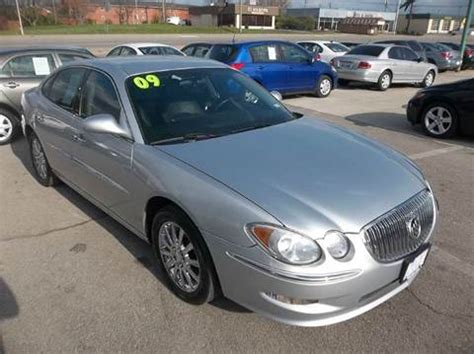 2009 buick lacrosse for sale carsforsale