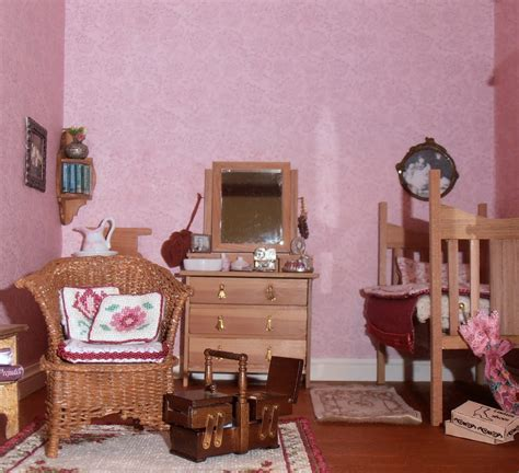 dolls houses and minis paints and wallpaper for decorating a dolls house