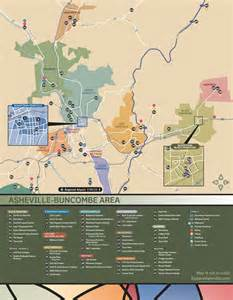 where is asheville carolina on map getting around asheville