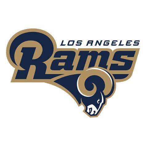 ram logo transparent los angeles rams american football transparent png svg