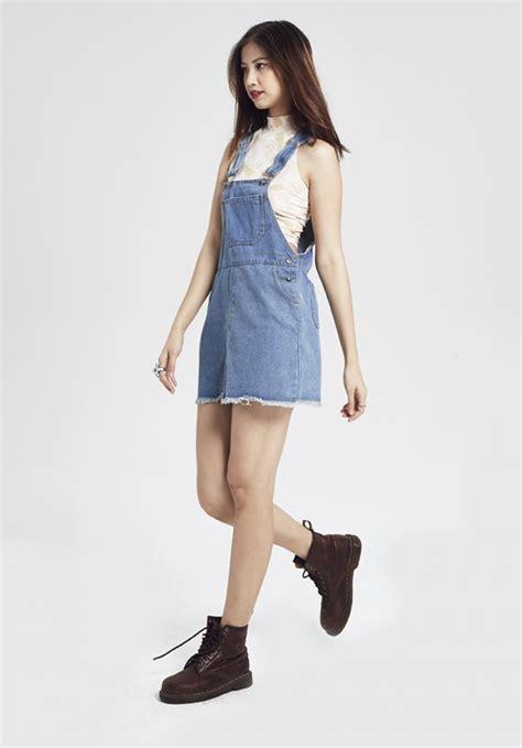 Jumper Denim Dress cool denim jumper dress