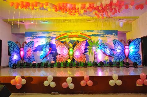 event theme decorations butterfly theme decorations hyderabad