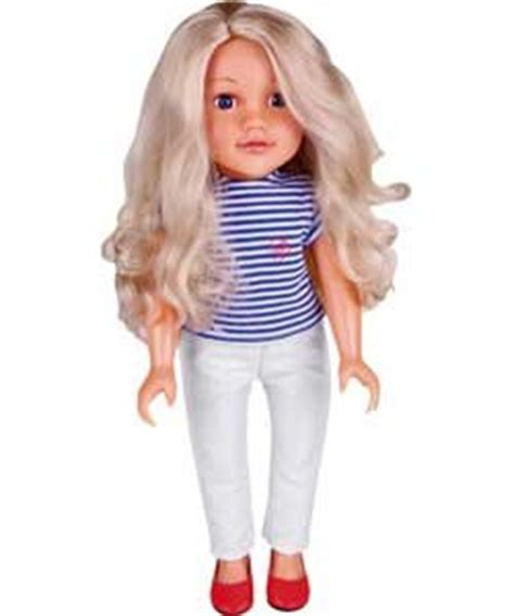 Design Doll Lily | designafriend doll lily ij597ia amazon co uk toys games