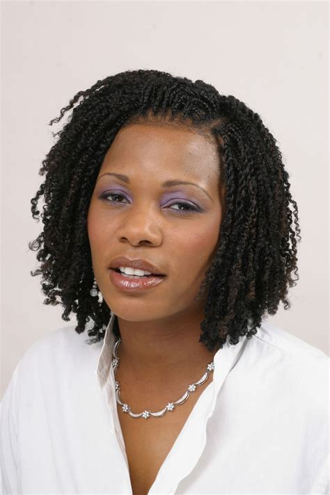 hairstyles for short kinky african hair distinctive kinky twist hairstyles natural hairstyles